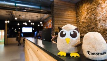 Hootsuite Ranks #5 in Business Innovations