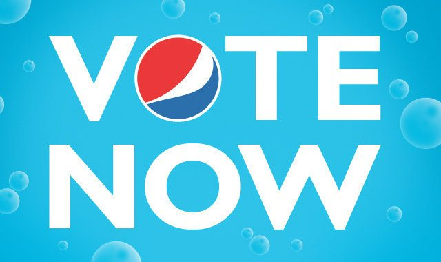 Pepsi Vote Now Project