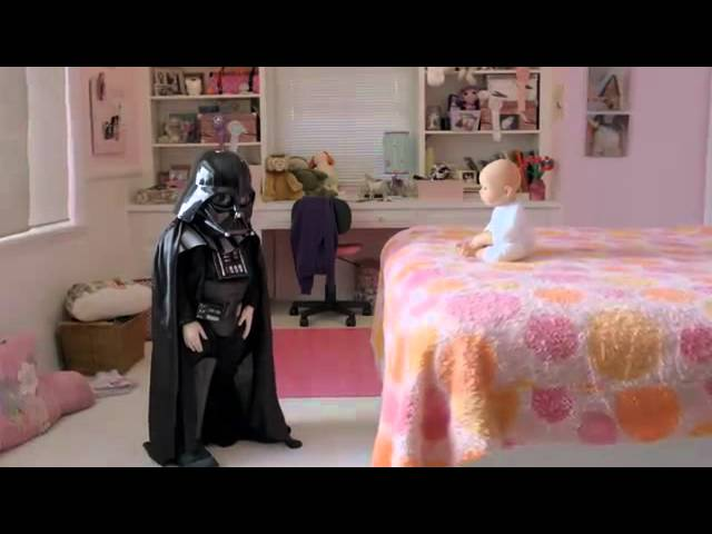 The Force is Strong With Social Media