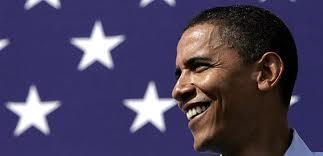 Obama on Foursquare