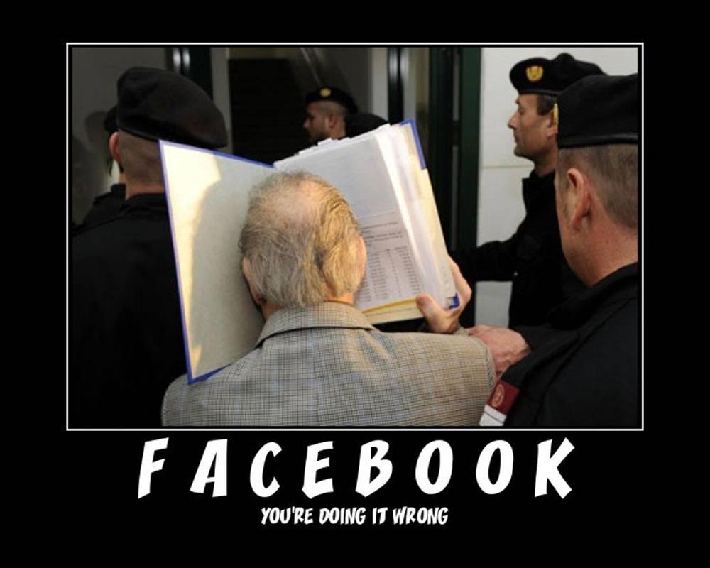 Avoiding the Facebook Fail
