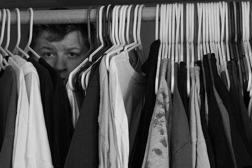 Hiding in a Closet