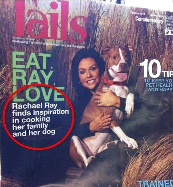 Rachel Ray Grammar is Important