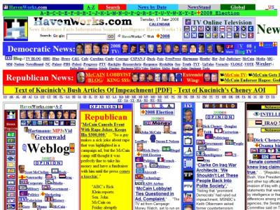 Worst Websites on the Internet