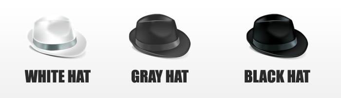 SEO Hats