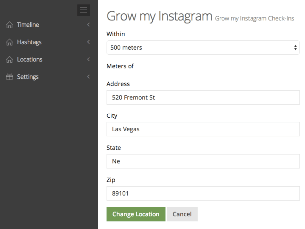 Grow My Instagram Locations