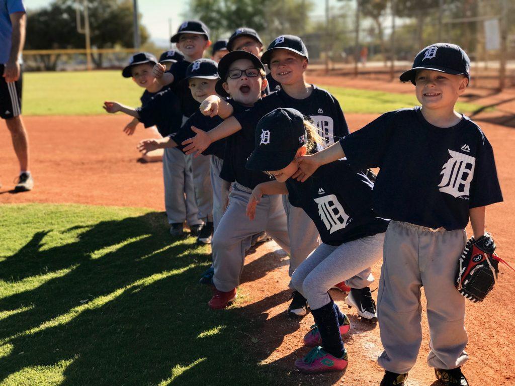 Sponsor a Child Sports Team
