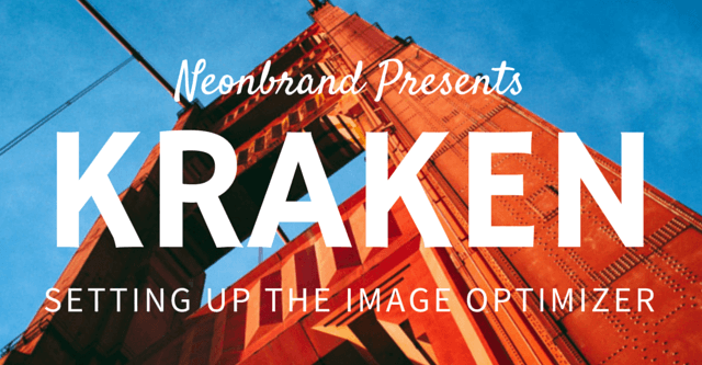 How to Optimize Images with Kraken