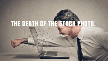Death of the Stock Photo
