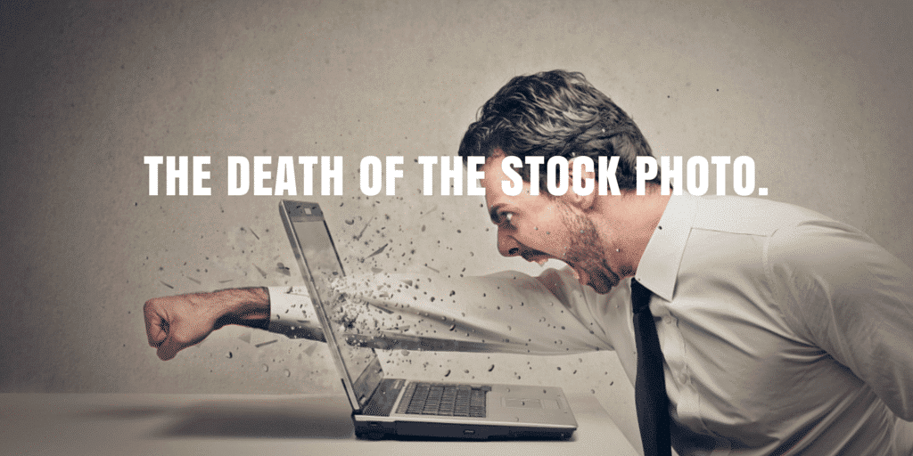 The Death of The Stock Photo
