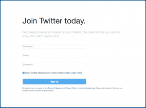 Join Twitter Today