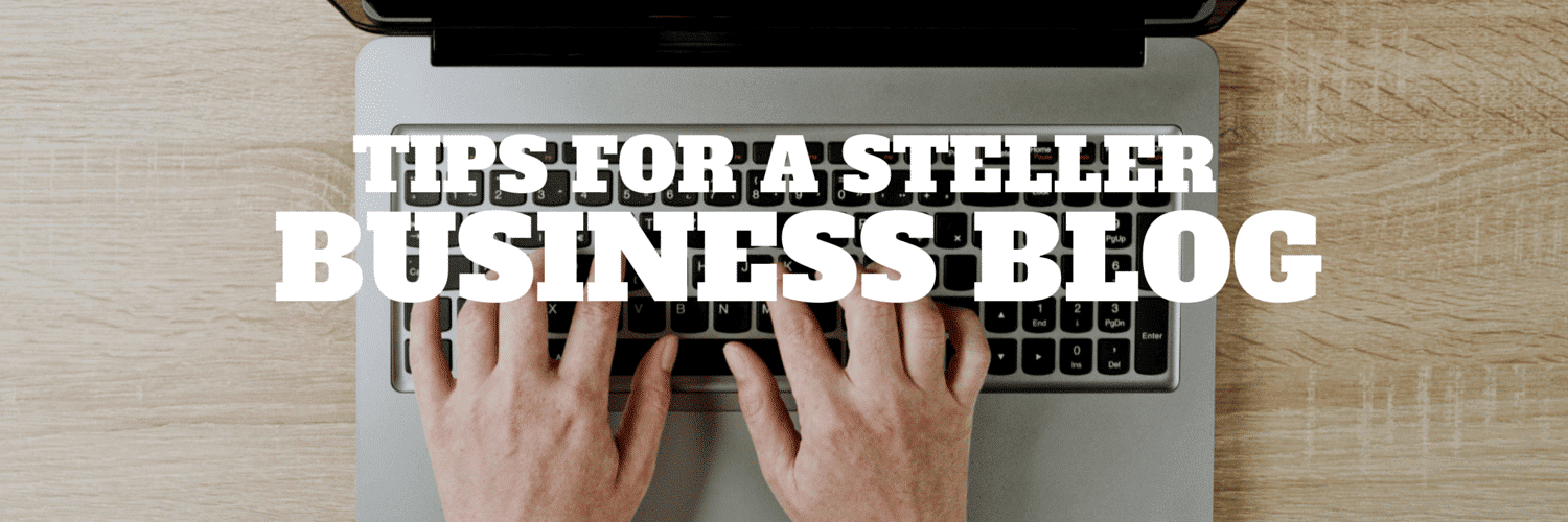 business blog tips