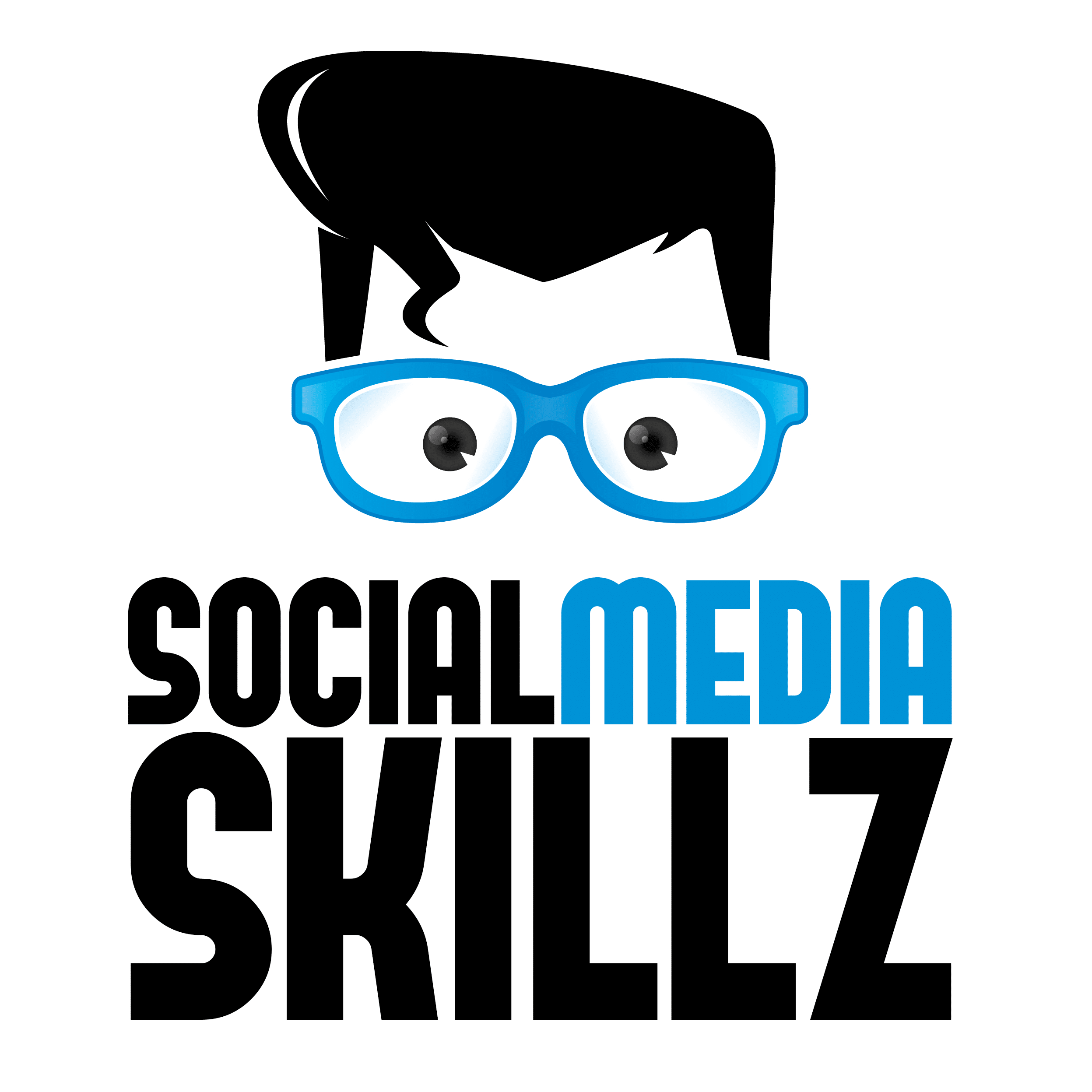 Big Social Media Skillz Logo