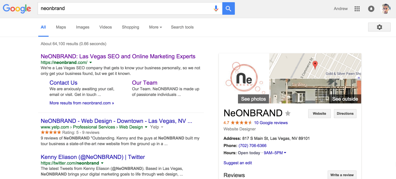 Display your Hours and Address Properly on Search Engines