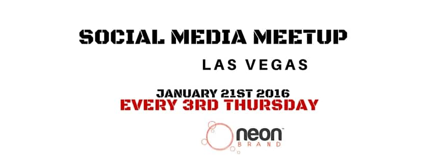 Las Vegas Social Media Meetup