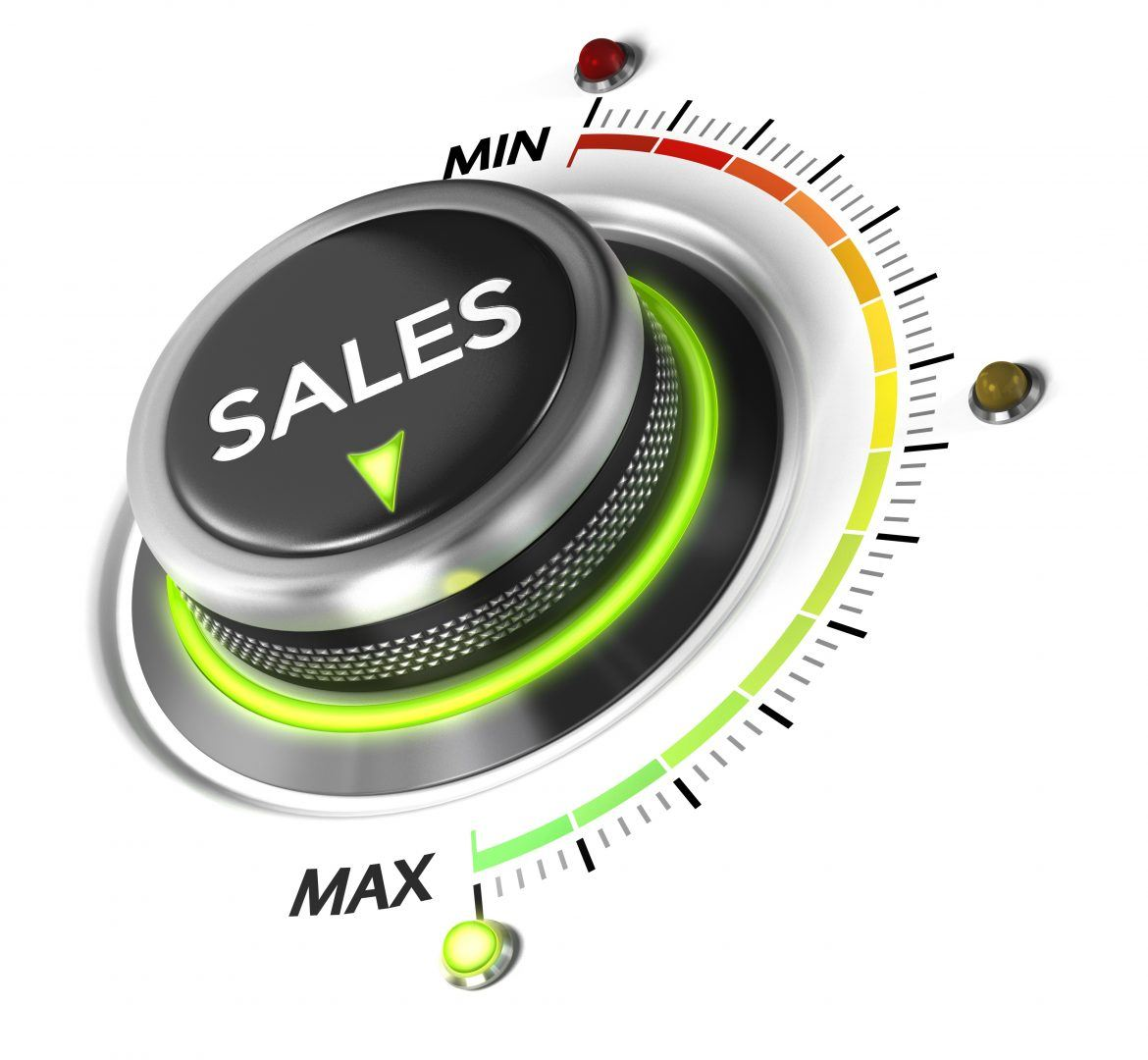 Sales Strategy Graphic