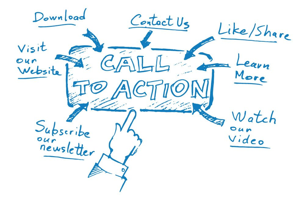 Make calls to action clear