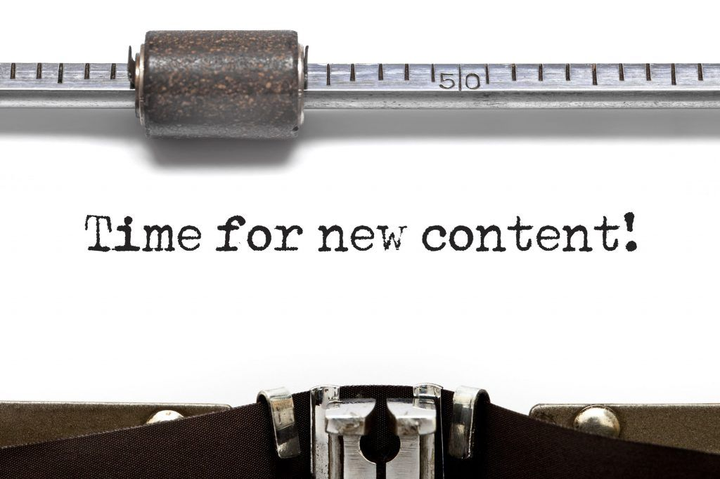 Tips for Creating Stellar Web Content