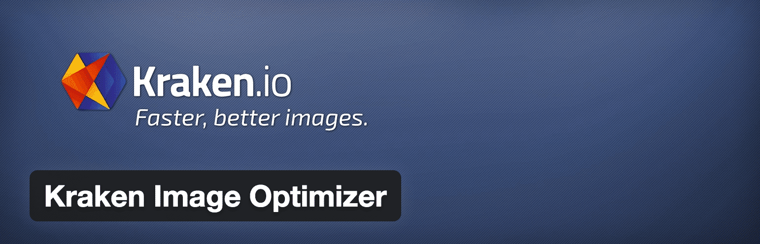 Kraken Image Optimizer WordPress Plugin