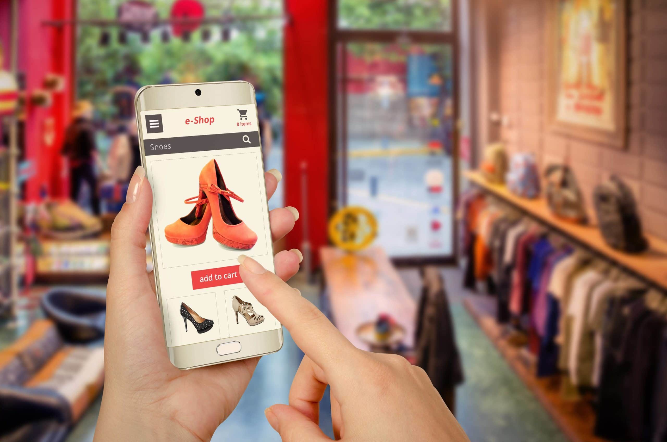 Technology is Changing the Shopping Experience