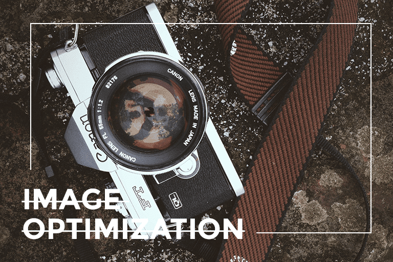 SEO for your blog includes optimized images
