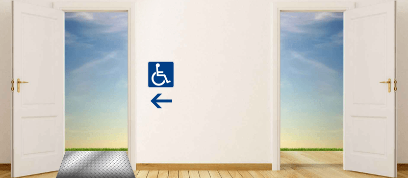 accessibility upgrades are good for all users, not just special cases