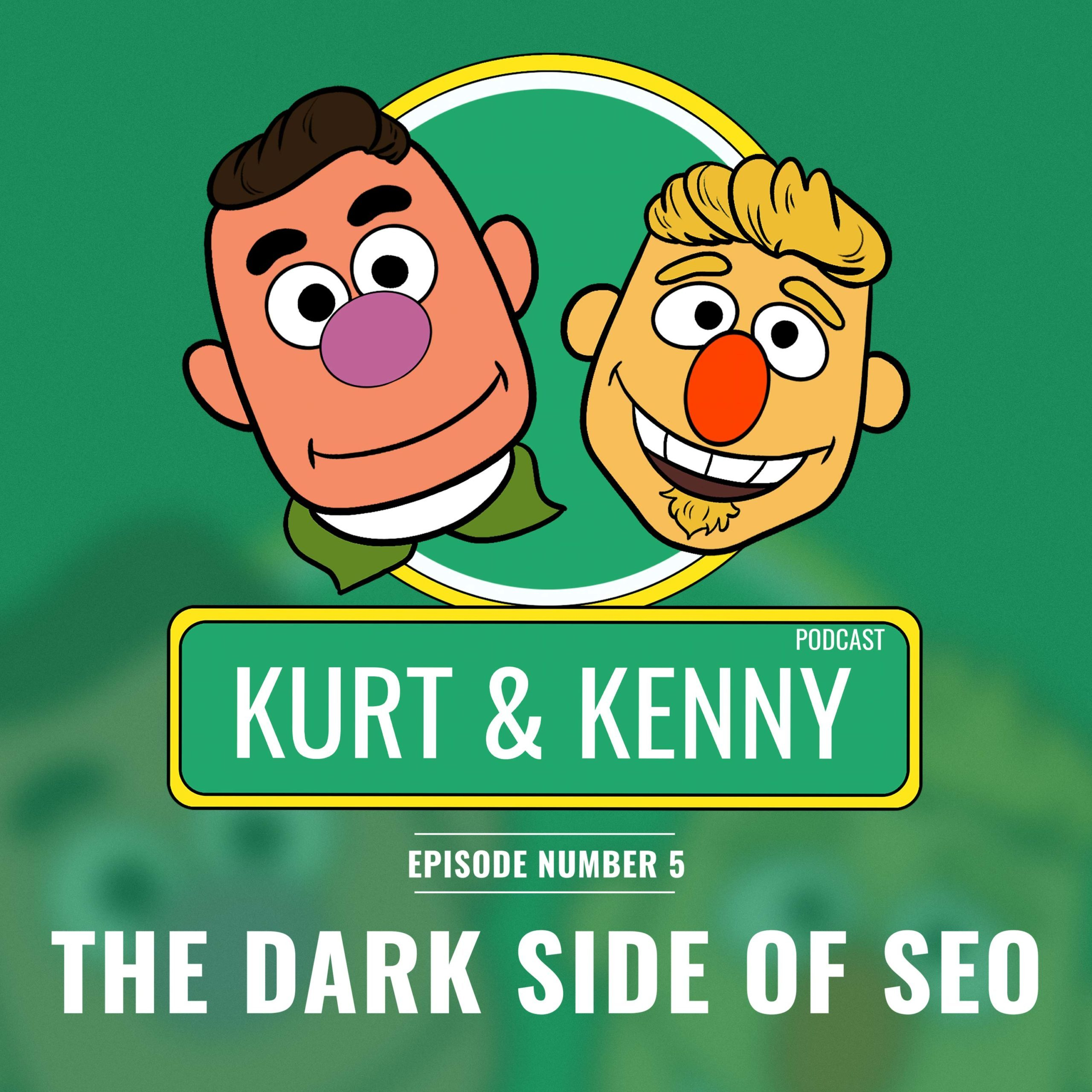 Ep 05 The Dark Side of SEO Cover