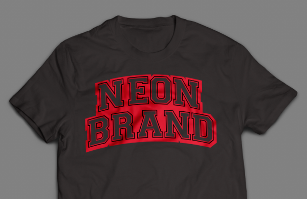NeONBRAND T-Shirt High School