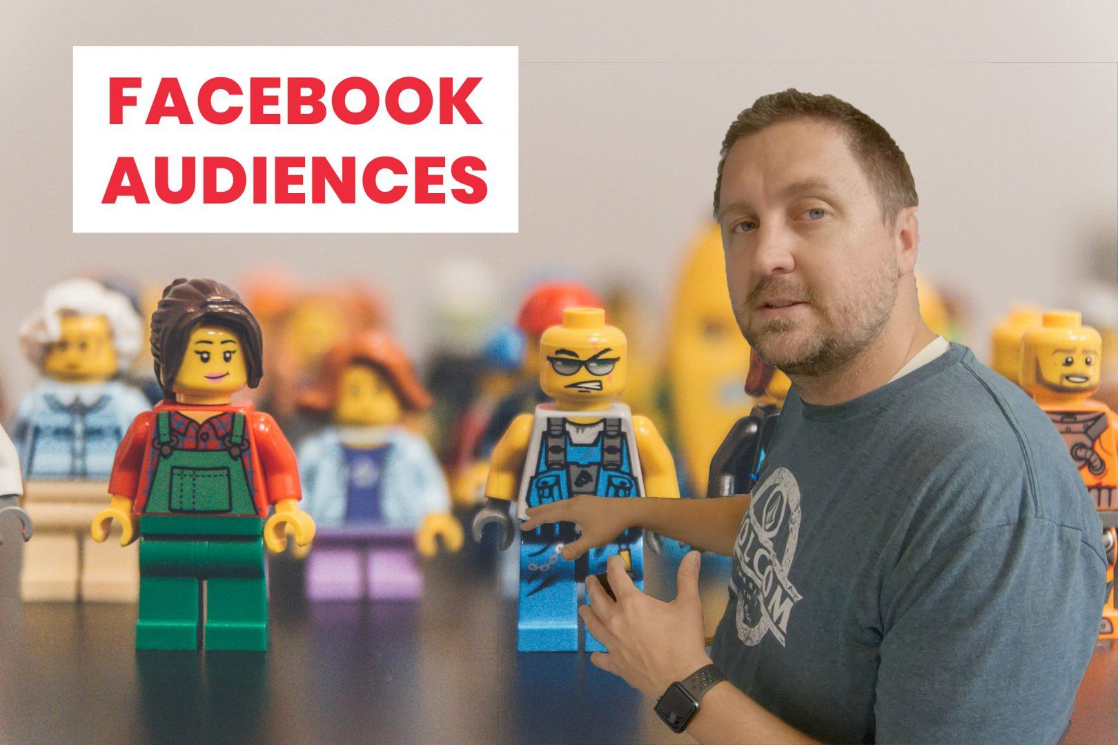 Facebook Audience Types YouTube Video