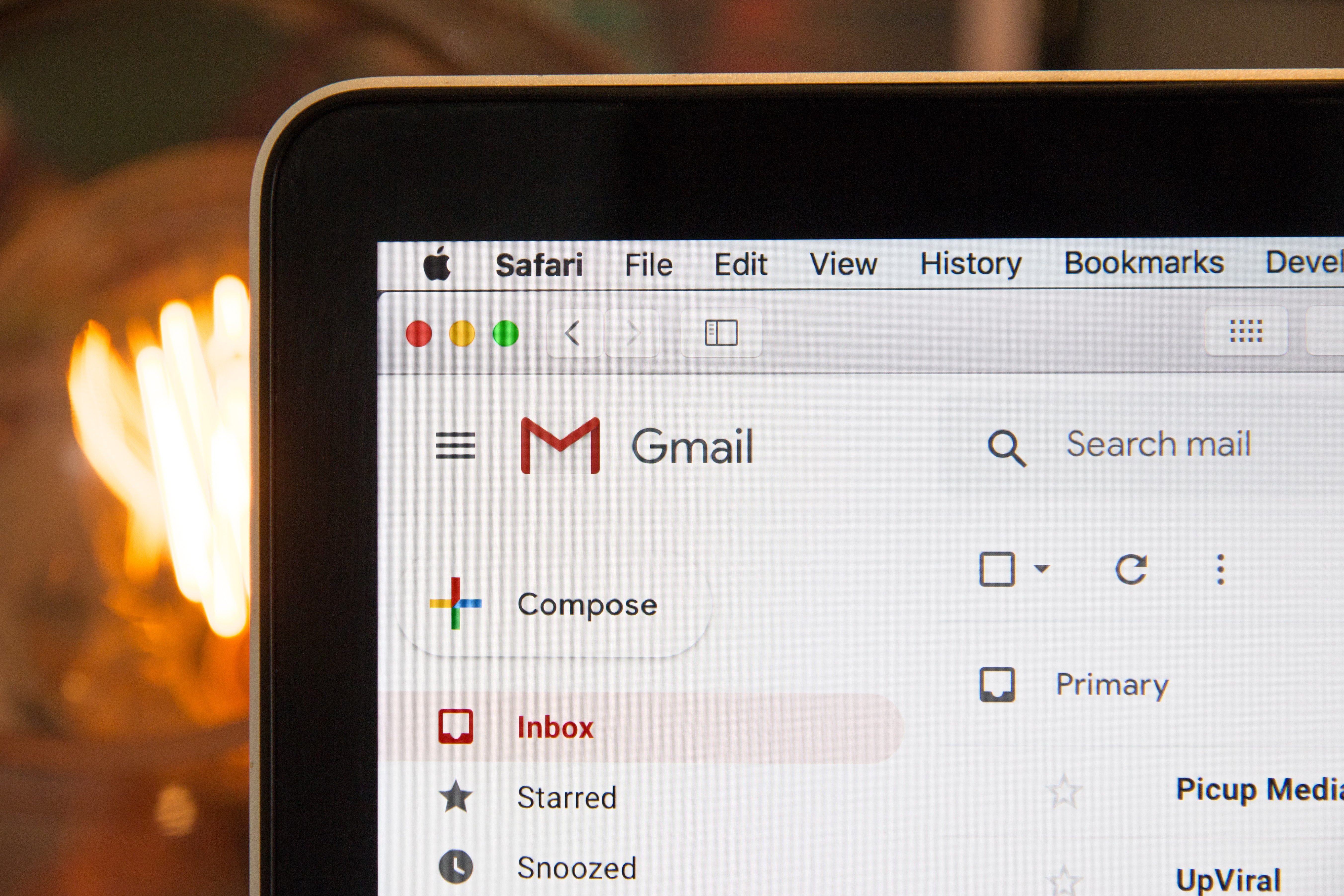 To Gmail or Not to Gmail